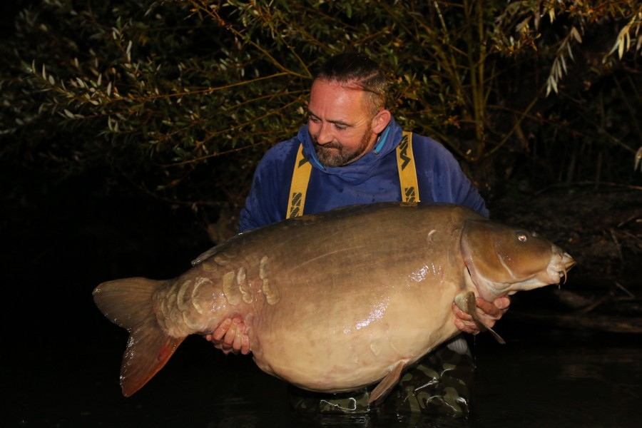 Chris Clarke - 83lb - Big Southerly - 2/10/2020