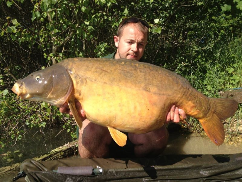 Jaymes Brown 39lb from Co's Point