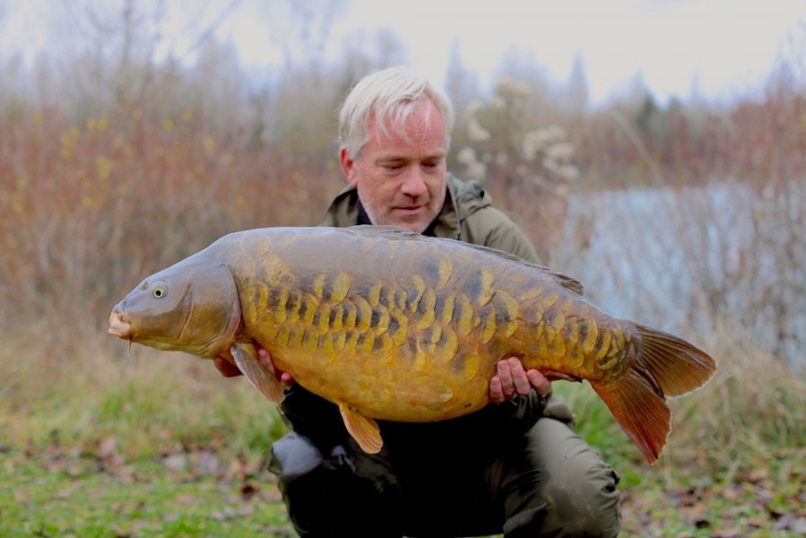 Richard Winter, 37lb 8oz, Alcatraz, 1.12.18