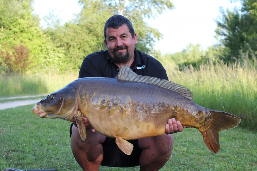 Smartie Pants 41lb8oz Pole Position 20.5.17