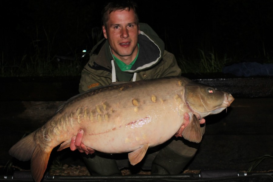 32lb, May 13, the stink