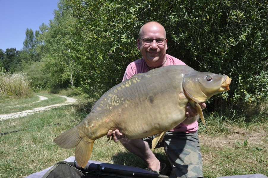 33lbs Co's Point Aug'11