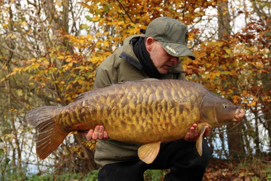 James Jones 34lb Alcatraz 16.11.20