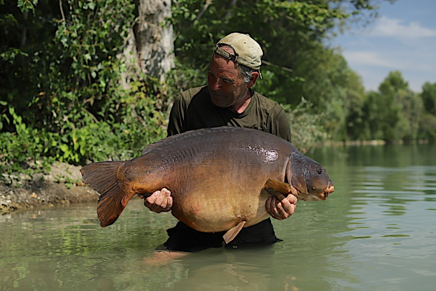 Derek Harrison, 72lb, Big Southerly, 08.08.20