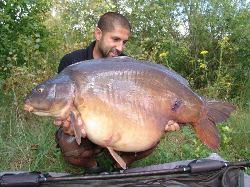 Ali Hamidi, 57lb 12oz, Co's Point