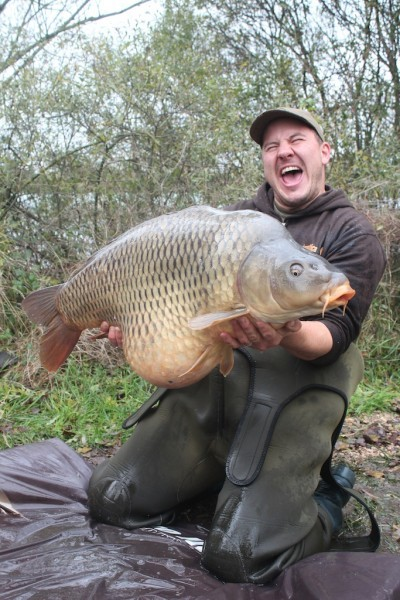 Big Bollox Common 50lb 8oz