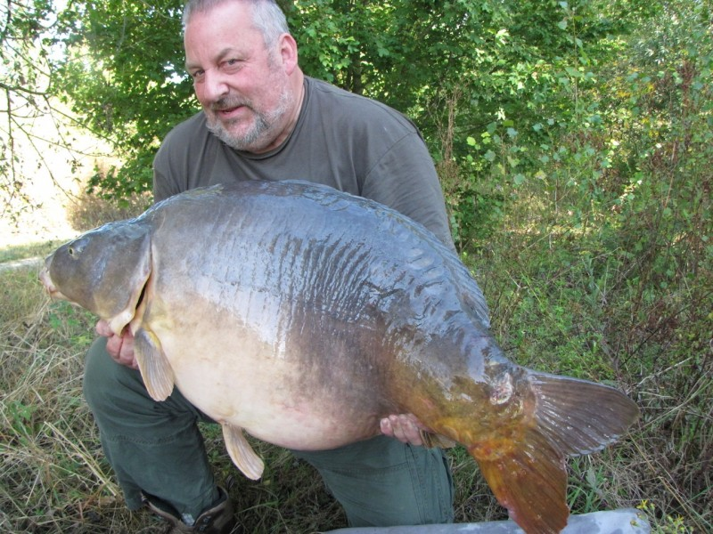Gary Wade, 67lb 12oz, Co's Point, September 2012