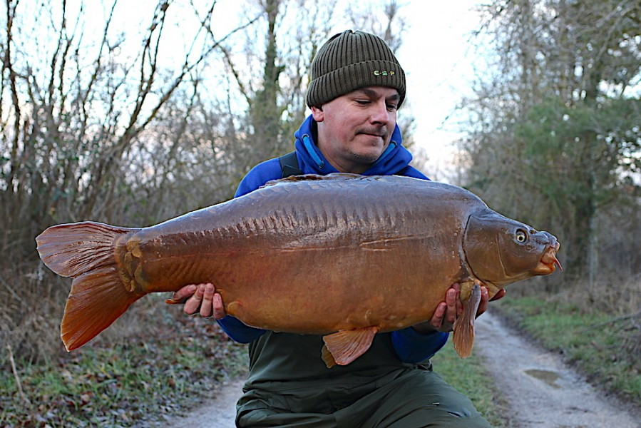 Paul Currill, 37lb, Oblivion, 12.1.19
