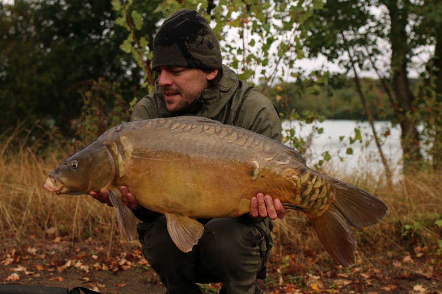 Phil Swift - 29lb 14oz - Stock Pond - 25/09/20