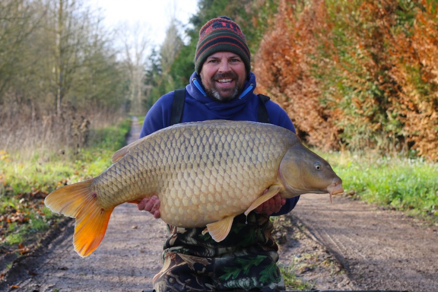 The Heart Tail  Common 40lb Co.s Point 16.1.16