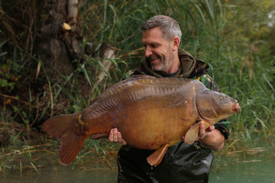 Andy Renolds - 43lb 8oz - Treeline - 6/10/2020