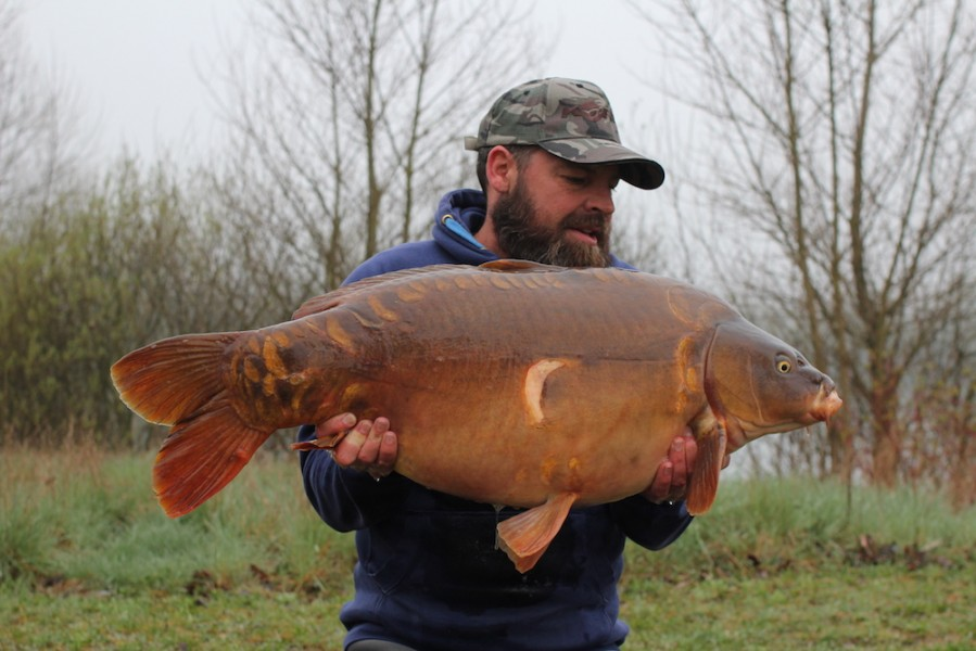 Bullet 32lb Pole Position March 2017