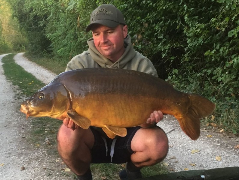 Russell Paget 26lb Bob's beach 8.9.18