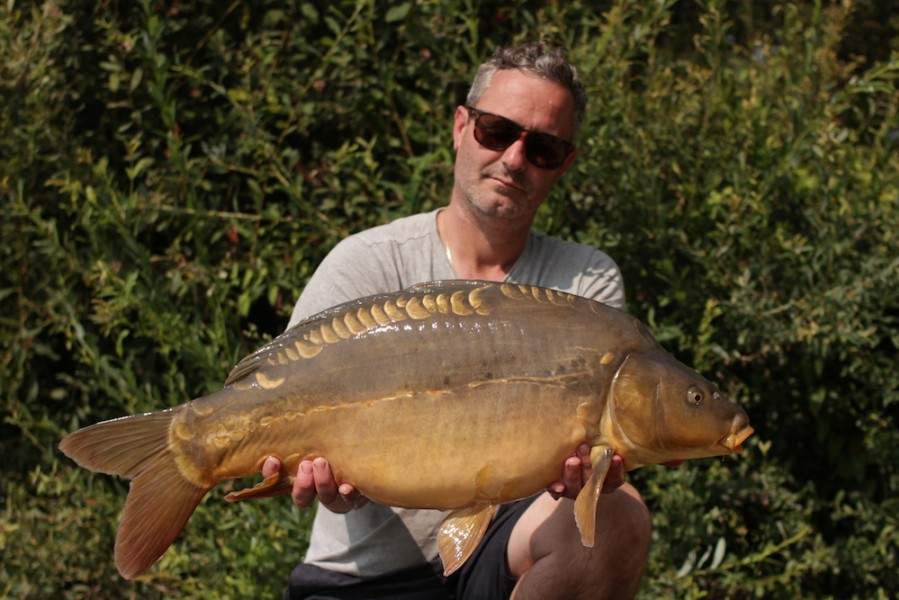 Anthony Lloyd, 23lb, Oblivion, 25.8.18
