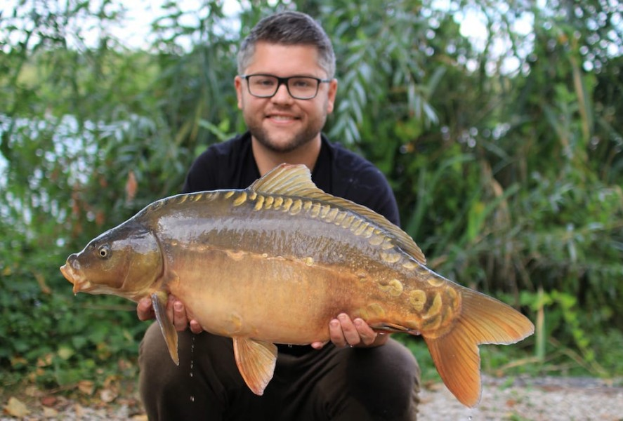 Ash Savage 19lb12oz Alcatraz 1.9.18