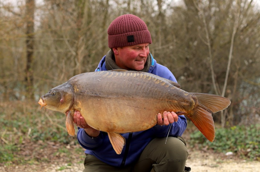 Andy Savage, 32lb 8oz, Co's Point, 21.03.20
