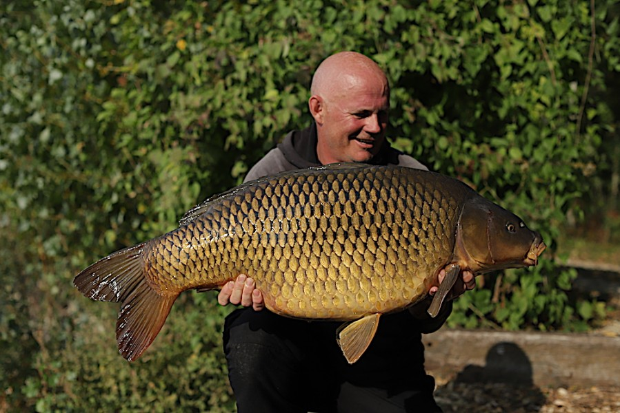 Steve French, 38lb, Big Southerly, 19.09.20