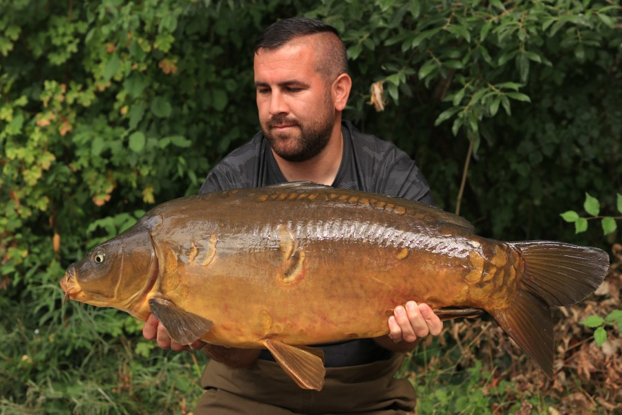 lee Prodger 25lb Big southerly 01.08.2020