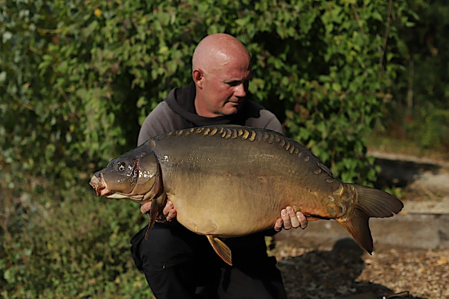 Steve French, 31lb 4oz, Big Southerly, 19.09.20
