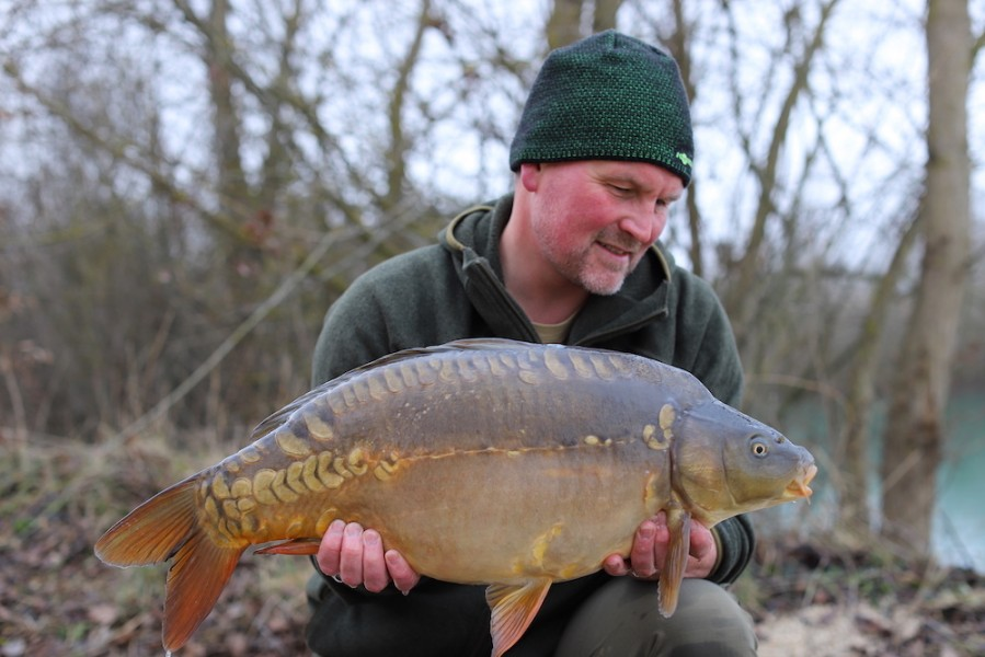 Andy Savage, 15lb 8oz, Alcatraz, 2.3.19