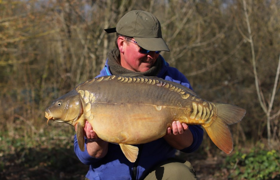 Andy Savage, 28lb 4oz, Co's Point, 21.03.20