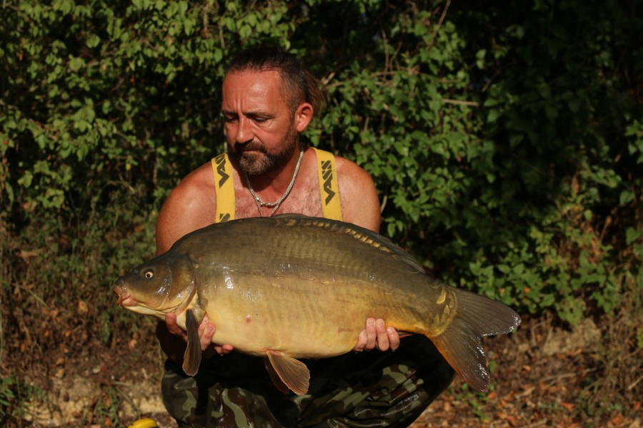 Chris Clark 27lb Bobs Beach 15.08.20