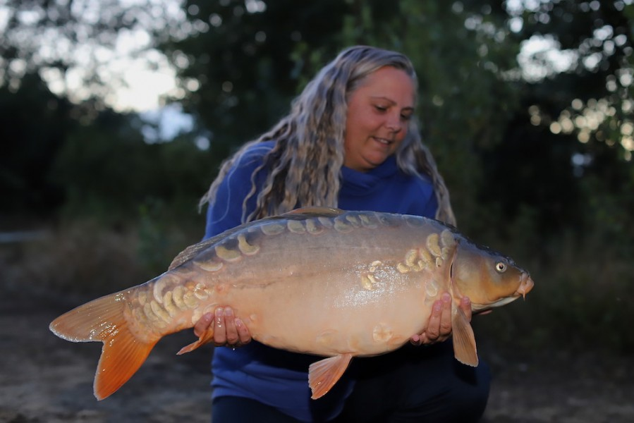 Michelle, 24lb 4oz, Pole Position, 22.08.20