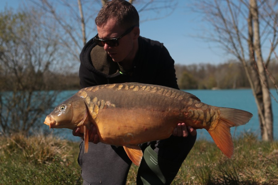 James jones 24lb Pole Position 18.04.2020