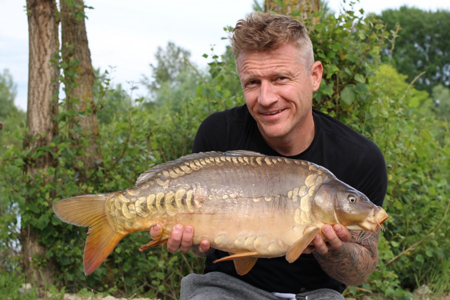 Jay Showell 10lb 8oz Stock pond 09.06.2019