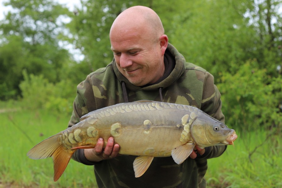 Martin Carefoot, 11lb, Stock Pond, 4.5.19