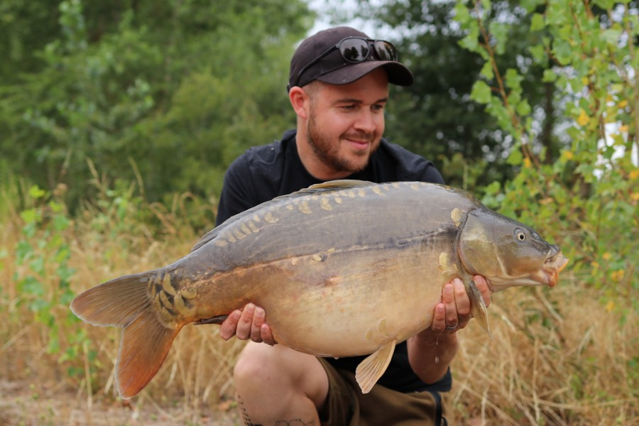 Michael Mack 23lb Pole Position 15.08.20
