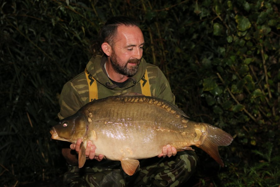 Chris Clarke - 22lb 8oz - Alamo - 9/10/2020