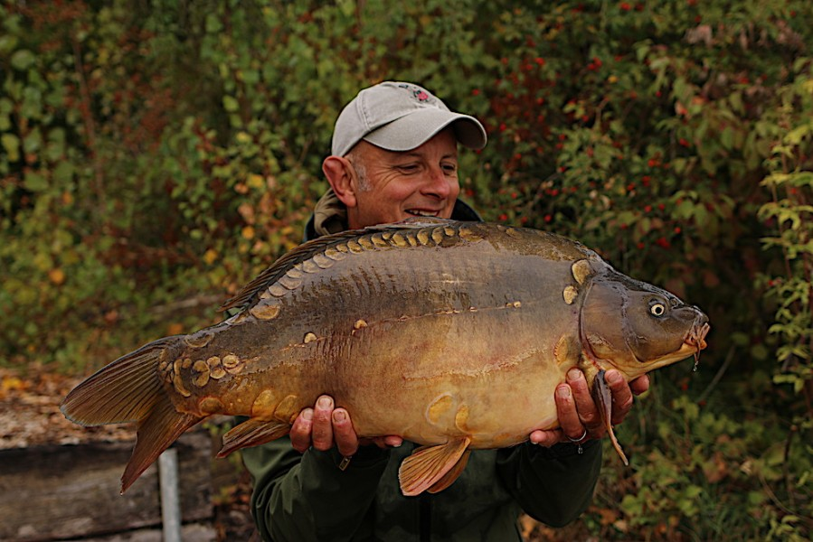 Andrew Gibbens, 24lb, Co's Point, 19.09.20