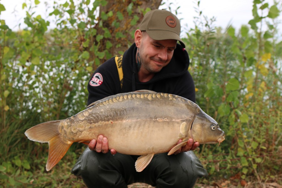 Geoff Longley, 16lb, Pole Position, 05.09.20