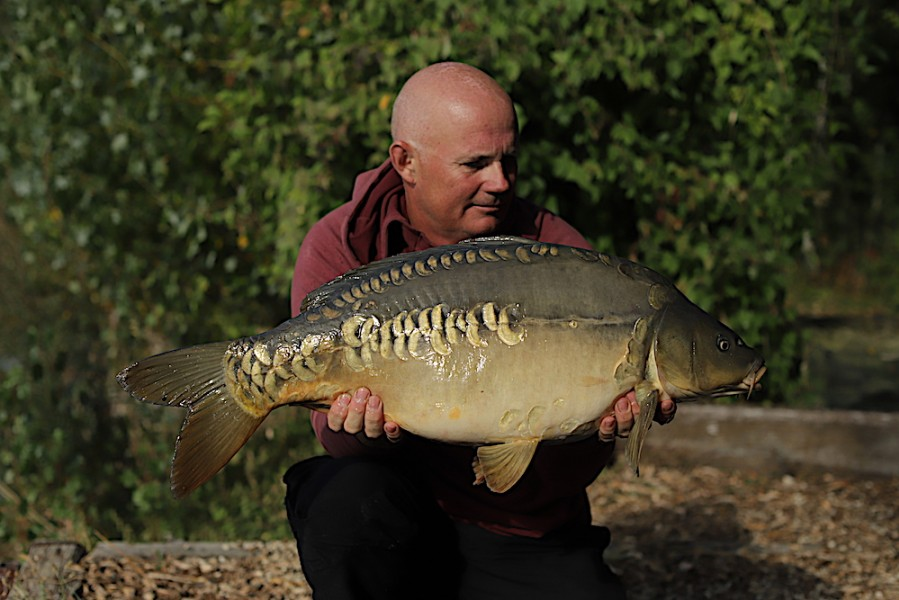 Steve French, 21lb, Big Southerly, 19.09.20