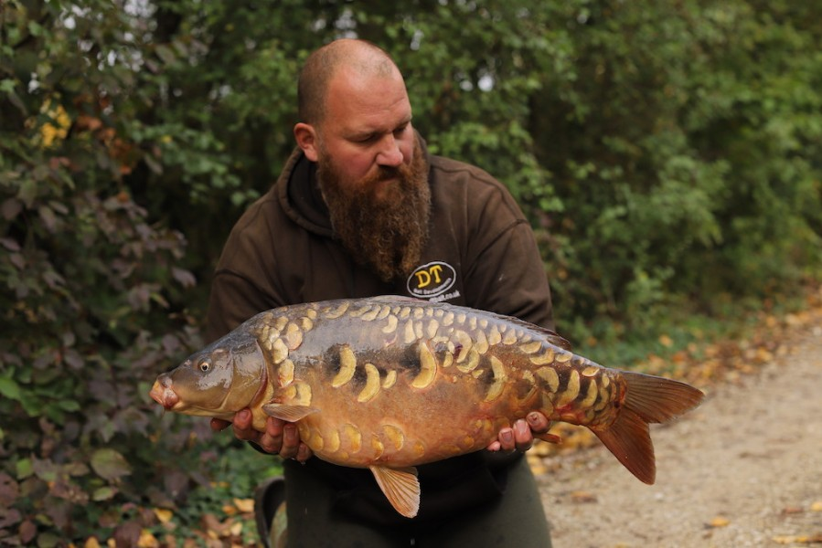 Anders Frenk, Beach, 20lb, 17.10.20