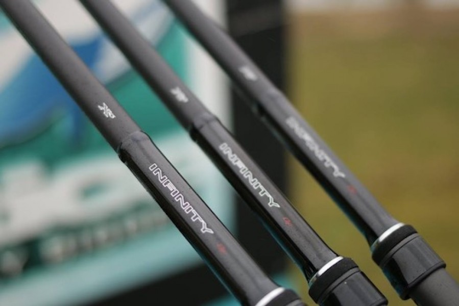 We recommend the use of at least 3.5lb TC rods on the Main Lake. We hire out the Infinity's at Gigantica.