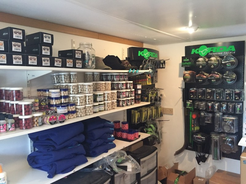 We stock everything you need to fish effectively at Gigantica.