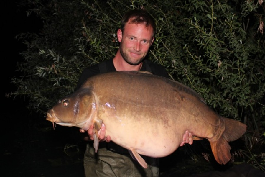 Darrell Peck with Two Time at 48lb+