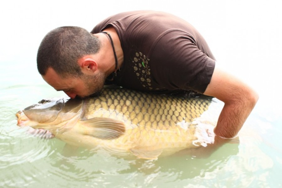 Jon Mann with the Immaculate Common