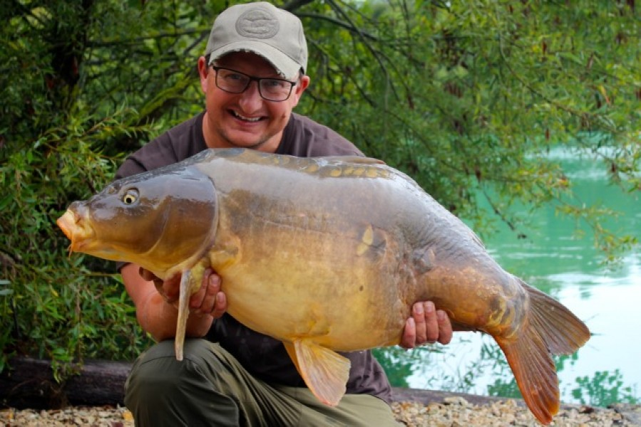 Quasimodo at 35lb 9oz