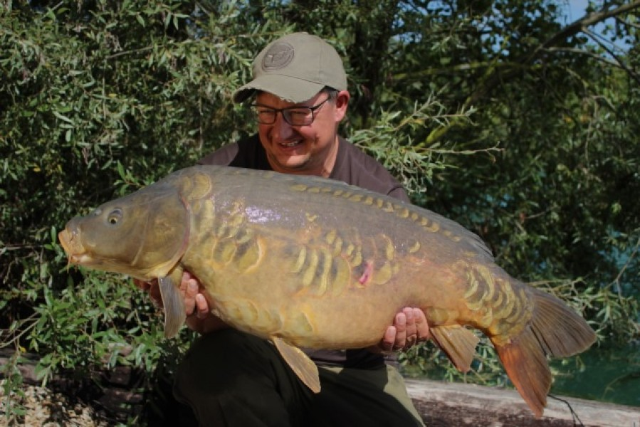 Soft Focus at 34lb