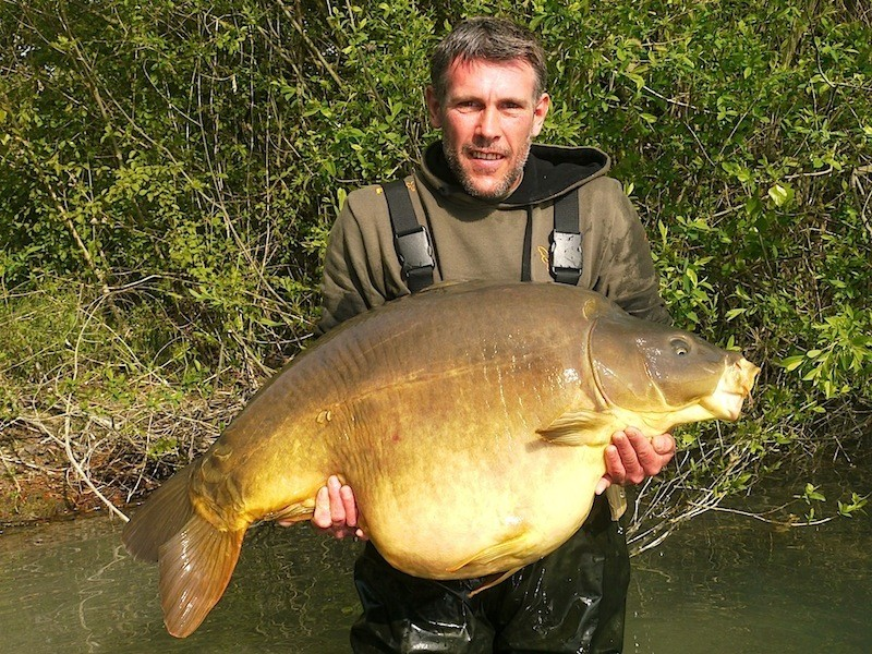 Darren, 65lb 8oz, Co's Point, 19.4.14