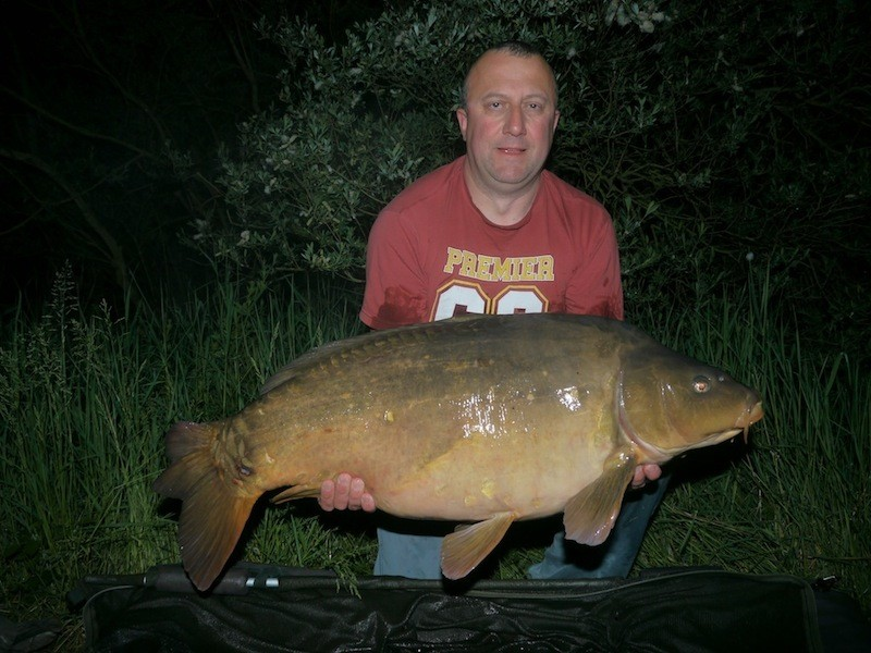 Liam with 2-3-4 49lb