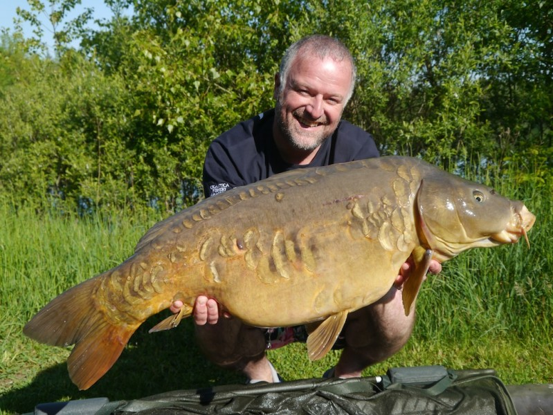 Barty with Soft Focus 36lb