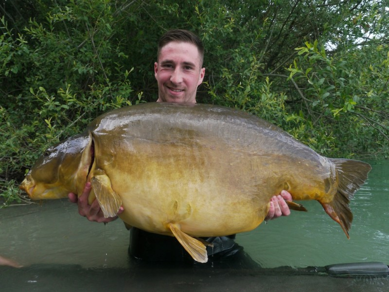 Josh Cook, 71lb 14oz, Co's Point, 14.6.14