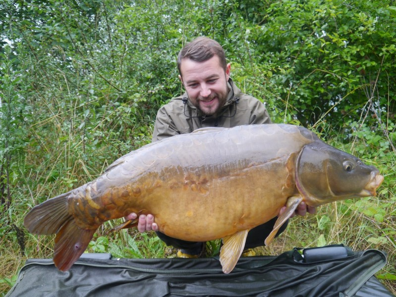Woody, 38lb 8oz, Co's Point, 5.7.14