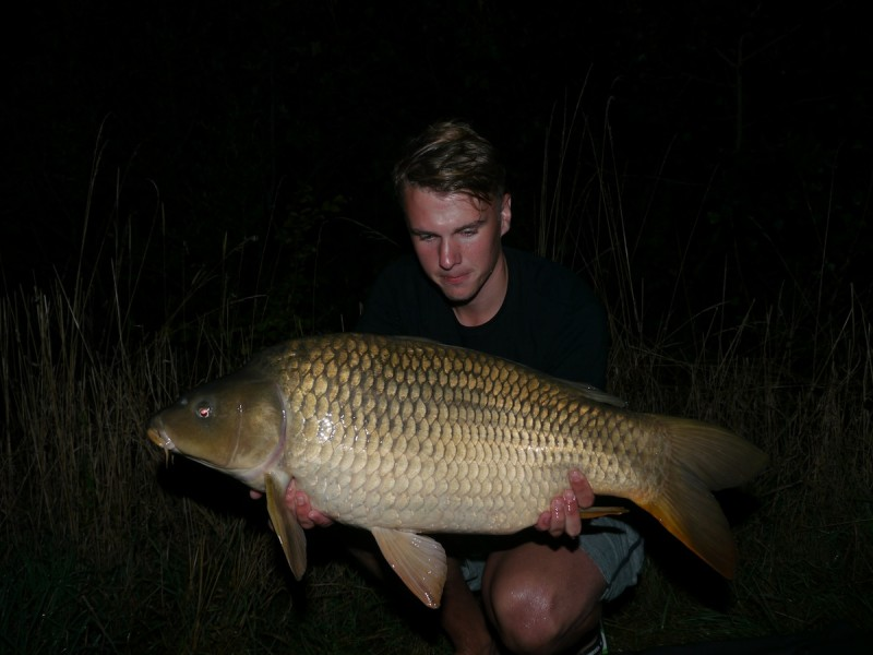 Rob with a 24lbs common