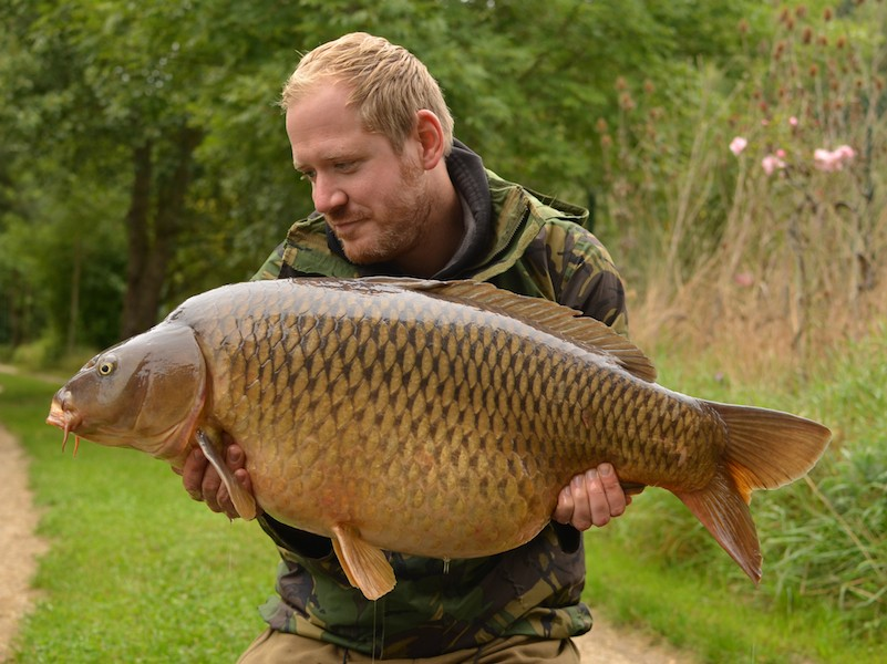 Rich Stewart, 36lb, The Stink, 23.8.14