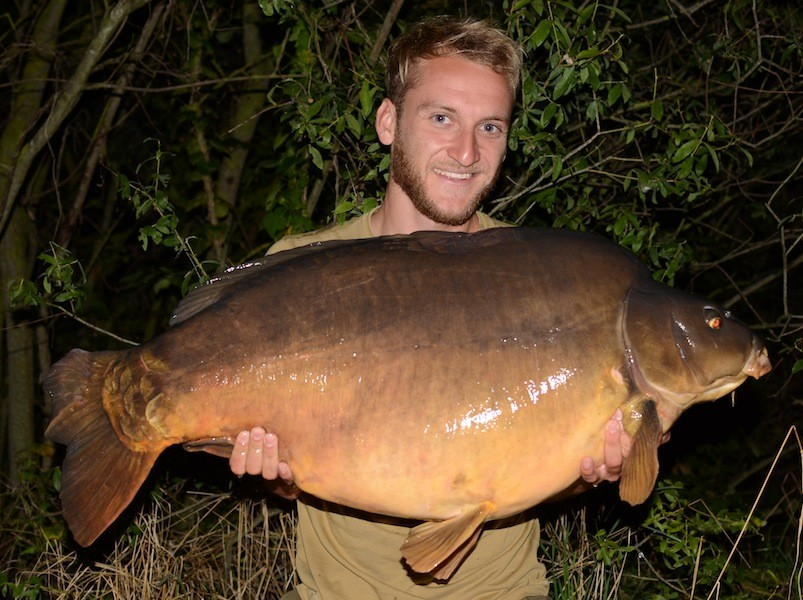 Tom Dove, 51lb 10oz, Big Girls, 23.8.14